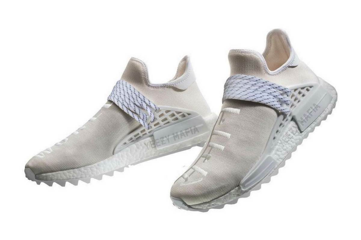 01be93106f00cc Pharrell x adidas NMD Human Race – Colorways 2018