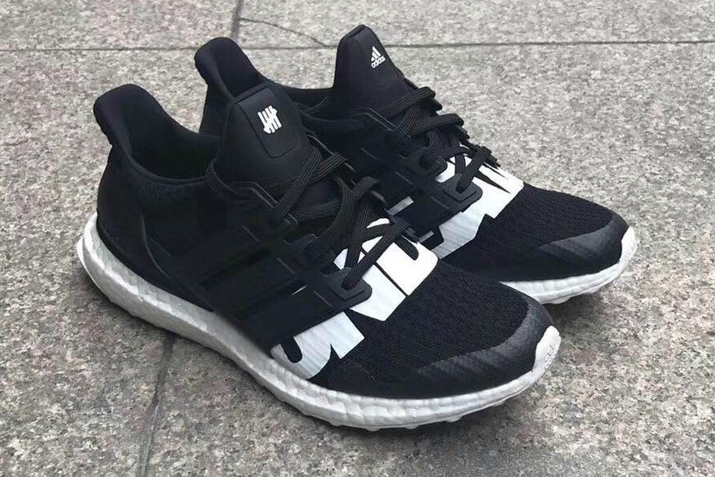 Undefeated x adidas Ultra Boost geleaked |