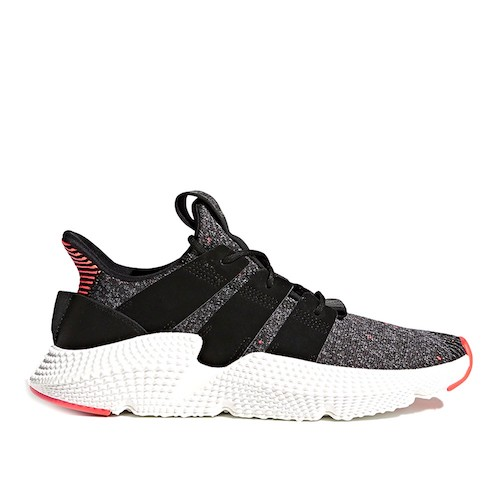 adidas Prophere – Core Black / Solar Red